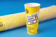 Paper mixing cups calibrated 600 ml (50s)